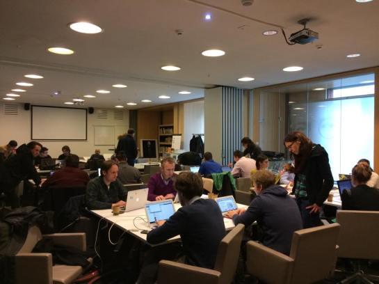 NewsReader Amsterdam Hackathon